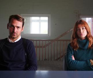 Emma Booth and Ewen Leslie reveal Stan's new series The Gloaming is unlike anything we've seen on Australian TV
