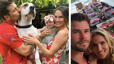 Pups, presents and a whole lot of partying: Here's how your favourite Aussie celebs celebrated Christmas