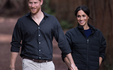 Inside Prince Harry and Duchess Meghan's glorious Canadian Christmas