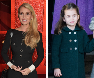 Lady Kitty Spencer looks exactly like Princess Charlotte in glorious throwback photo