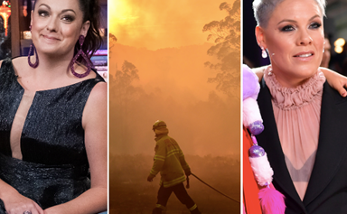 These well-known faces are throwing their support behind the Aussie bushfire crisis - here's how you can too