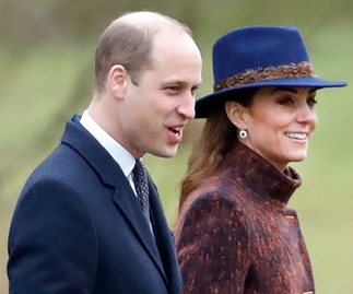Duchess Catherine stuns fans as she steps out (in a fedora!) with Prince William in Sandringham