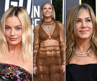 Glamour at the globes: Every single show-stopping dress from the Golden Globes red carpet
