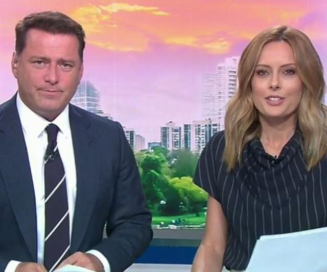 Karl Stefanovic and Allison Langdon are the new *Today Show* co-hosts for 2020.