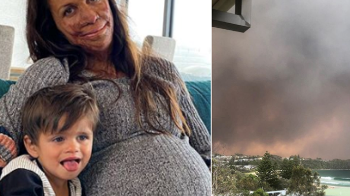 Turia Pitt's emotional plea sparks a new movement in the wake of bushfire crisis
