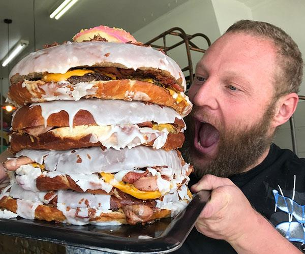 Real life: A day in the life of an Aussie competitive eater