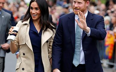 Prince Harry and Duchess Meghan's first official royal engagement for 2020 has been revealed