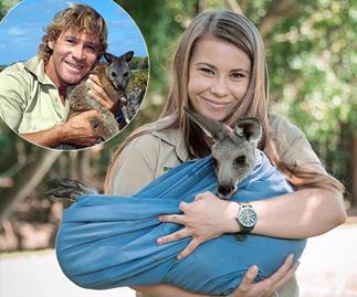 "Bindi Irwin's heartbreaking tribute to late dad Steve Irwin in wake of the bushfires: ""I wish he was here"""