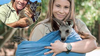 "Bindi Irwin's heartbreaking tribute to late dad Steve Irwin in wake of the bushfires: ""I wish he was here"""