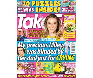 Take 5 Issue 2 Online Entry Coupon