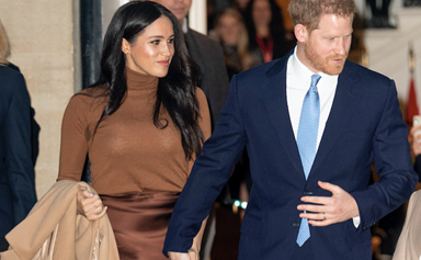 ROYAL BOMBSHELL: Meghan Markle and Prince Harry to step back from royal duties
