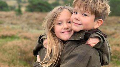 The Danish royals release two new photos of Prince Vincent and Princess Josephine- and mum Mary was behind the camera!