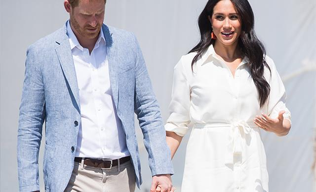 "The best Twitter reactions to Prince Harry and Duchess Meghan's decision to ""step back"""