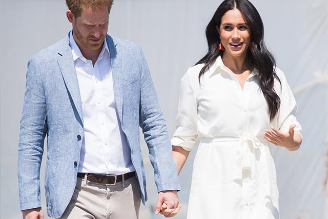 """The best Twitter reactions to Prince Harry and Duchess Meghan's decision to """"step back"""""""