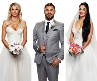 EXCLUSIVE FIRST LOOK: Married at First Sight 2020 brides and grooms revealed