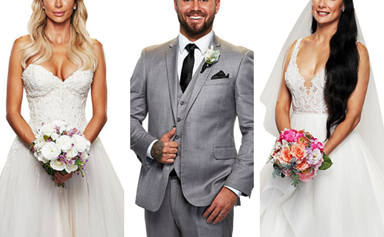 Meet the new brides and grooms of Married at First Sight Australia