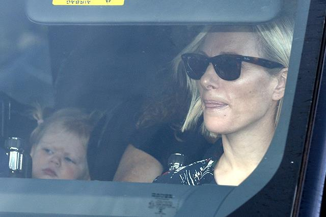 Zara Tindall banned from driving after police catch her speeding in her Land Rover at 146km/h