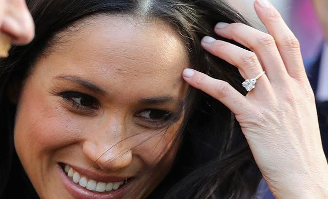 EXCLUSIVE: Duchess Meghan forced to return wedding and engagement rings after she and Prince Harry step back from royal duties