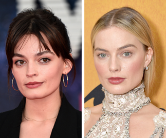 Sex Education star Emma Mackey looks EXACTLY like Margot Robbie