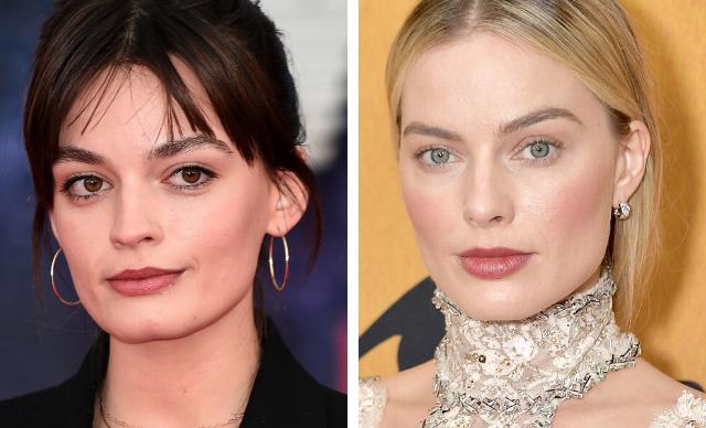 Sex Education star Emma Mackey looks EXACTLY like Margot Robbie