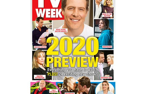 Enter TV WEEK Issue 3 Puzzles Online