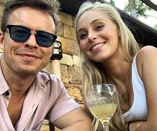 Home and Away's Todd Lasance weds partner Jordan Wilcox in dreamy wedding ceremony