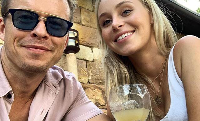 Home and Away's Todd Lasance weds partner Jordan Wilcox in dreamy wedding ceremony
