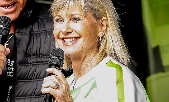 Olivia Newton-John joins Queen, Delta Goodrem and more for epic bushfire relief concert