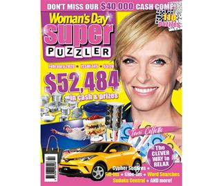 Woman's Day Superpuzzler Issue 145 Online Entry