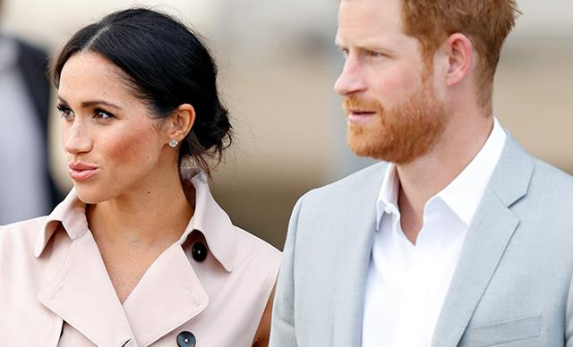 OFFICIAL: Queen issues statement outlining fate of Harry and Meghan's royal roles
