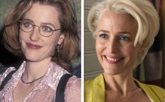 Gillian Anderson's transformation over the years: From The X-Files to Sex Education