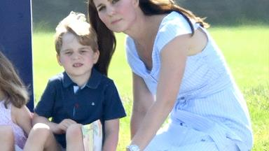 Prince George is the spitting image of his mum in resurfaced image of Duchess Catherine