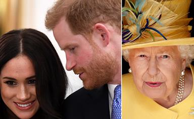 There's a perfectly reasonable explanation for the Queen's supposed gaffe over Harry and Meghan's royal titles
