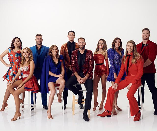 The *Dancing With The Stars* cast for 2020 has been revealed, but not everyone's to keen to see Angie.