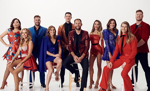 Dancing With The Stars 2020: Meet the cast set to salsa onto our screens