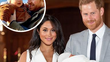 There's a clue in Archie's name that might have been the first sign of Meghan and Harry breaking away