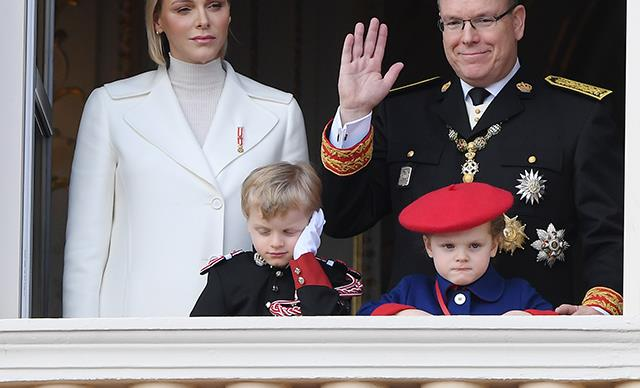 The Monaco royal family's Christmas card has finally been revealed- and one photo is the same as last year