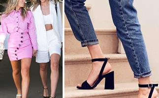 PSA: Removable heels exist now to give your blistered tootsies the ultimate reprieve