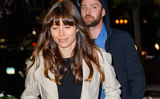 """Jessica Biel is reportedly """"still upset"""" with Justin Timberlake after that PDA scandal"""