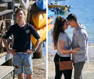 Home and Away's Jade stirs up more trouble for Ryder with Summer Bay's newest resident