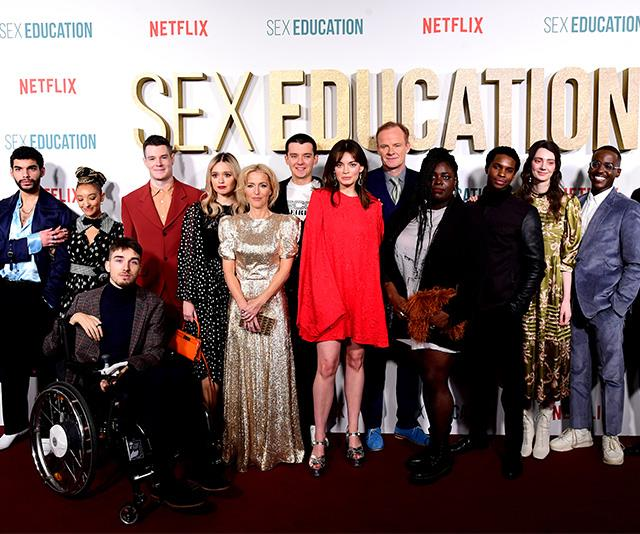 Meet the entire cast of Netflix's Sex Education Season 2
