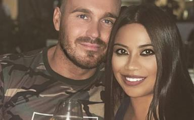 Mum-to-be Cyrell Paule reveals that she and Eden Dally got back together over the New Year