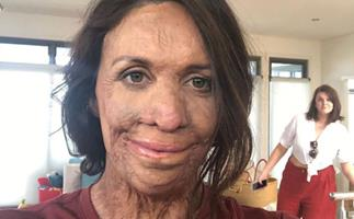 Turia Pitt shares her gratitude for the support of her bushfire campaign Spend With Them