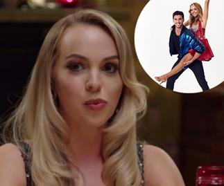 Angie Kent is making her fourth reality TV appearance on Dancing With The Stars - and she's getting slammed for it