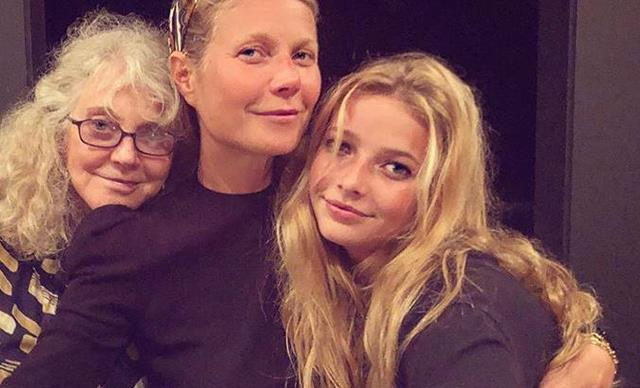 Gwyneth Paltrow and Chris Martin's daughter Apple is all grown up- and she's landed her first job