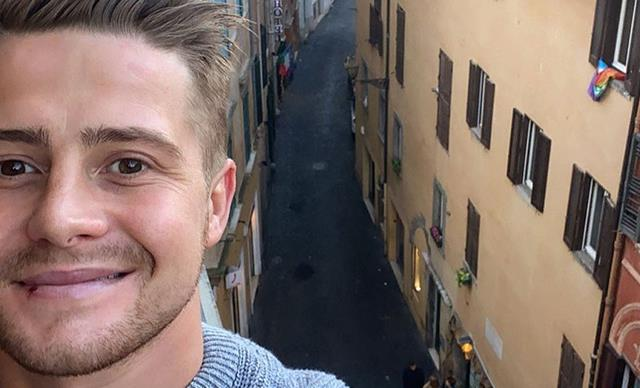 Meet Married At First Sight 2020 star Mikey Pembroke
