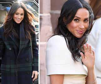 How Meghan Markle's iconic royal wardrobe will be completely overhauled as she officially steps back from royal life