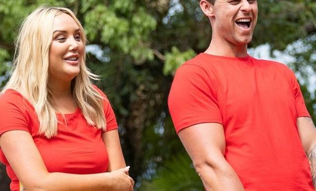 EXCLUSIVE: I'm a Celeb's Charlotte Crosby and Ryan Gallagher had sex in the jungle behind a toilet