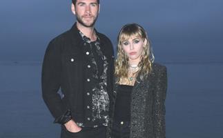 Miley Cyrus's shock run-in with Liam Hemsworth in Byron Bay