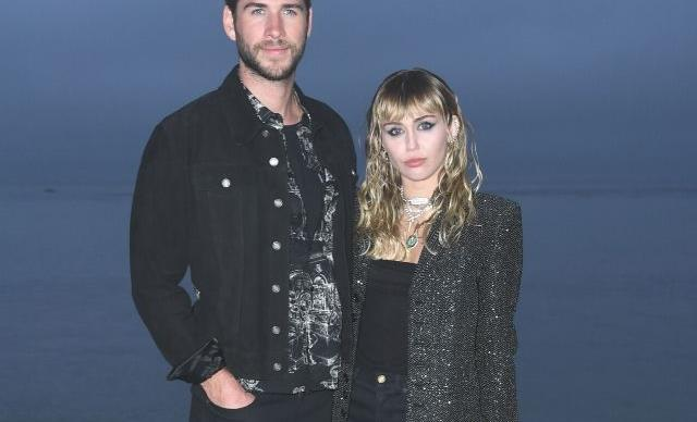 Miley Cyrus's shock run-in with Liam Hemsworth in Byron Bay
